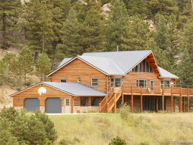 1859 Crow Valley Rd Bailey, CO 80421