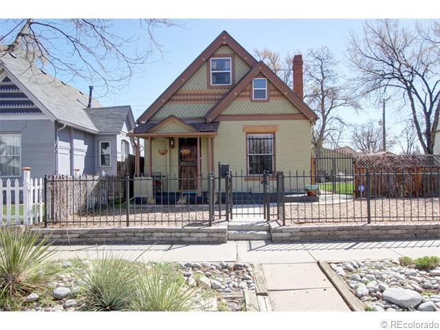 3768 N Williams St, Denver, CO