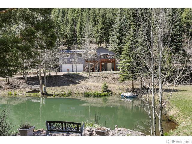 546 Brookside Dr, Bailey, CO