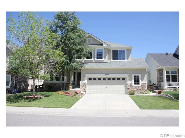 24025 E Willowbrook Ave, Parker, CO