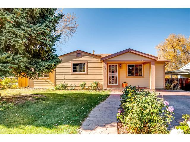 Loans near  S Clay St, Denver CO