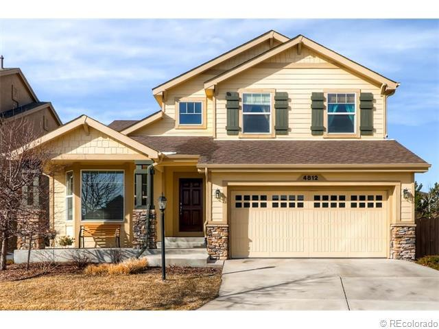 4812 Young Gulch Way, Colorado Springs, CO