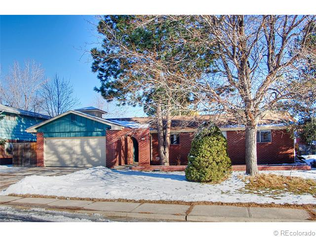 3066 S Golden Way, Denver, CO