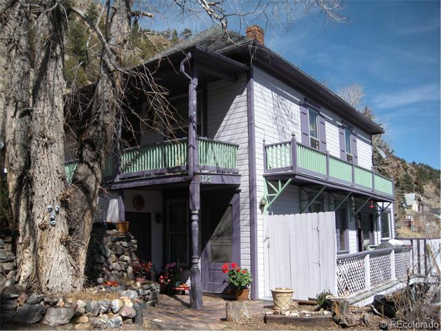 325 14th Avenue, Idaho Springs, CO 80452