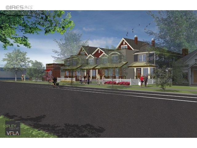 1038 W Mountain Ave, Fort Collins, CO
