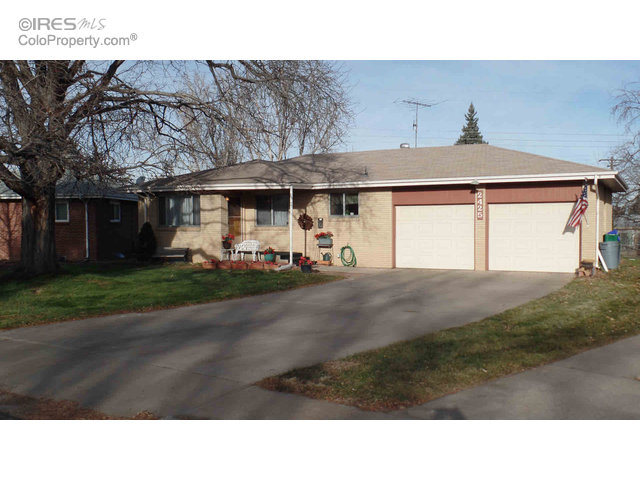 2425 W 12th St, Greeley, CO