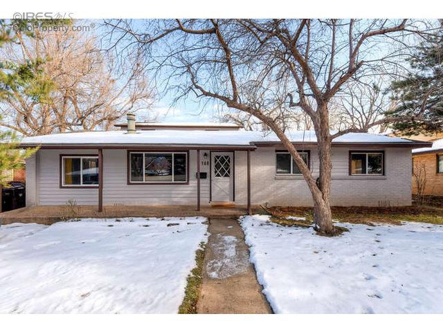 140 S 33rd St, Boulder, CO