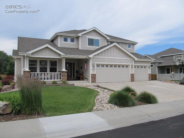 1702 Greengate Dr, Fort Collins CO 80526