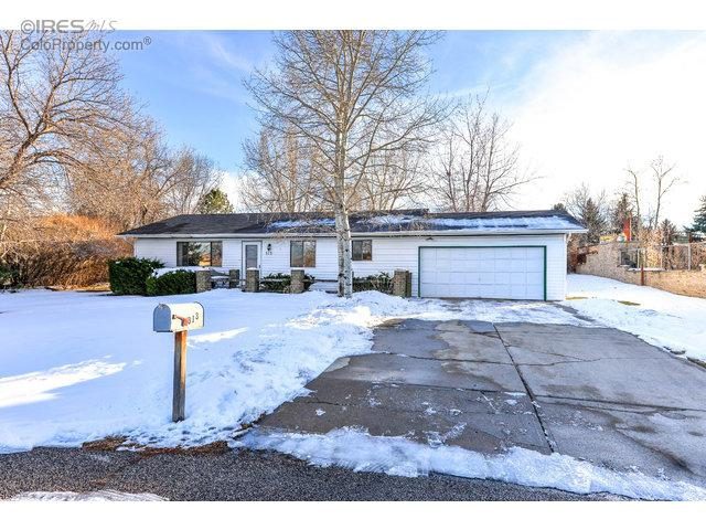 313 Diamond Dr, Fort Collins CO 80525