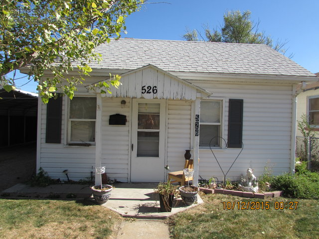 526 N 3rd Ave, Sterling, CO