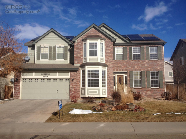 5809 Scenic Ave, Longmont, CO