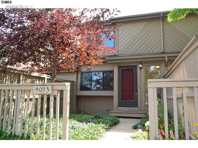 4013 Wonderland Hill Ave, Boulder CO 80304