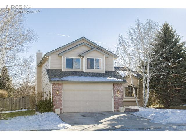 837 Marble Dr, Fort Collins CO 80526