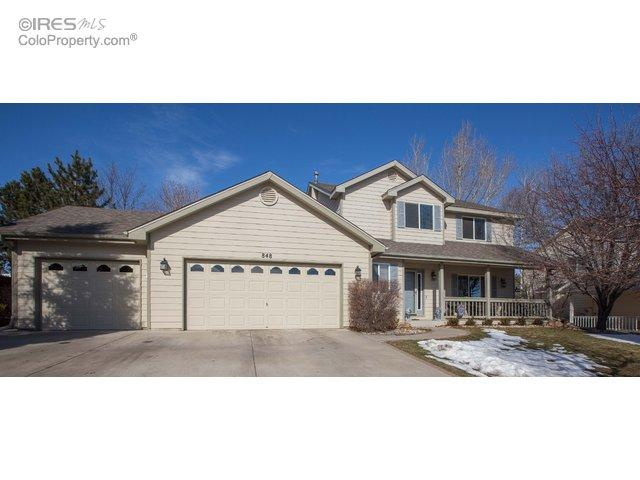 848 Rumford Ln, Fort Collins CO 80525