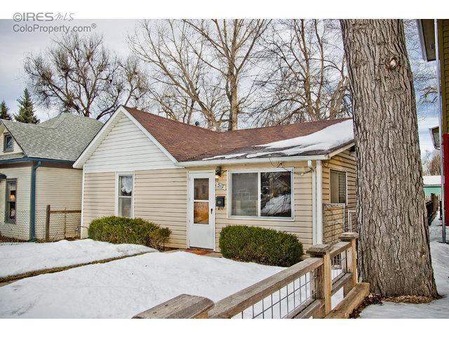 312 N Grant Ave, Fort Collins CO 80521