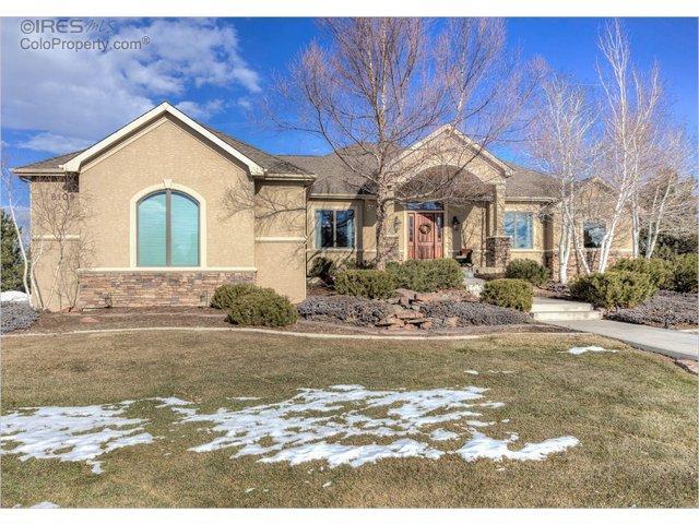 8109 Golden Eagle Rd, Fort Collins CO 80528