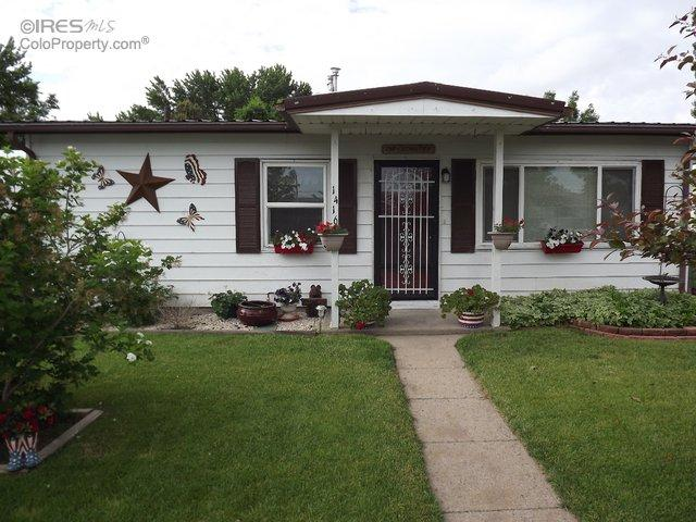 1416 Eaton St, Brush CO 80723