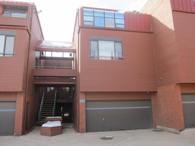 848 Walnut St D #APT D, Boulder, CO