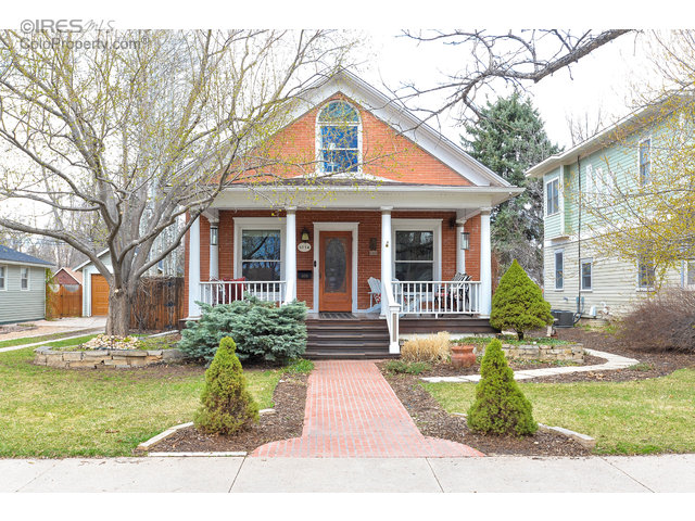 1014 W Mountain Ave, Fort Collins, CO