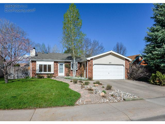 3819 Tradition Dr, Fort Collins CO 80526