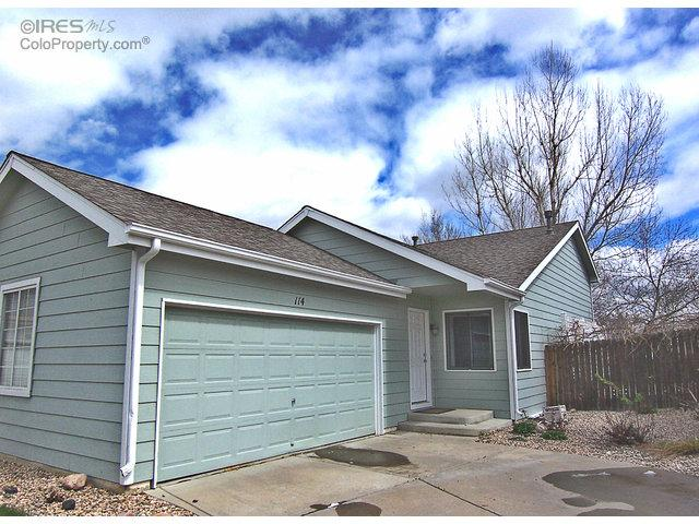 114 Fossil Ct, Fort Collins CO 80525