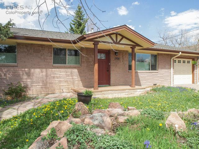 1705 Iris Ave, Boulder CO 80304