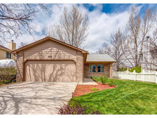 1424 Clementine Ct, Fort Collins CO 80526