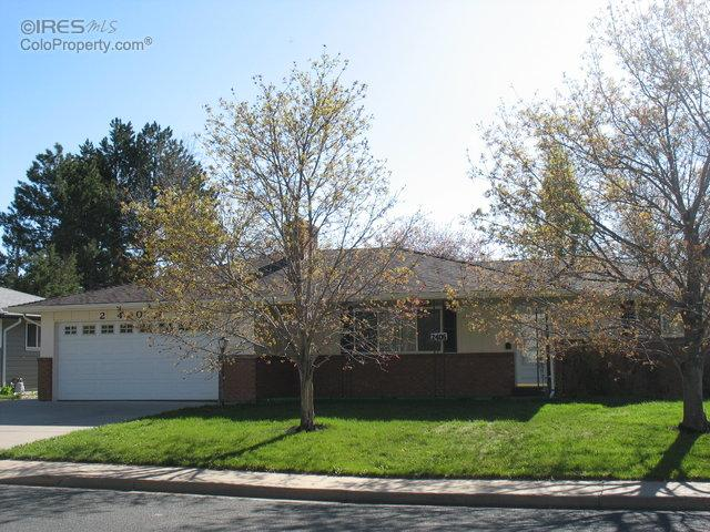 2406 Empire Ave, Loveland CO 80538