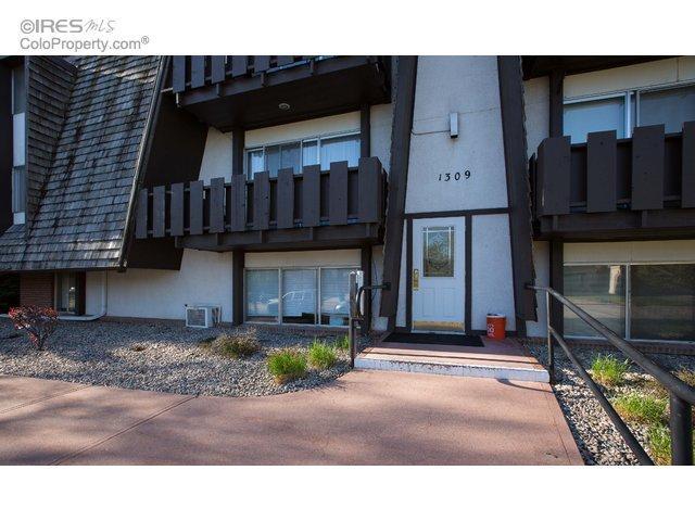1309 Kirkwood Dr 601 #APT 601, Fort Collins CO 80525