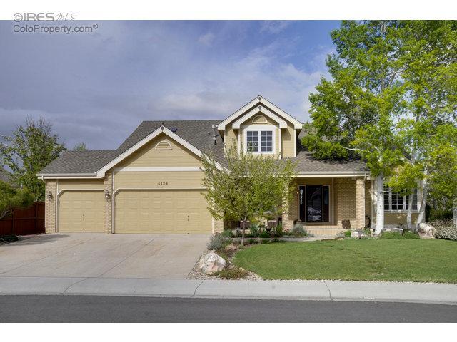 4126 Cedargate Dr, Fort Collins CO 80526