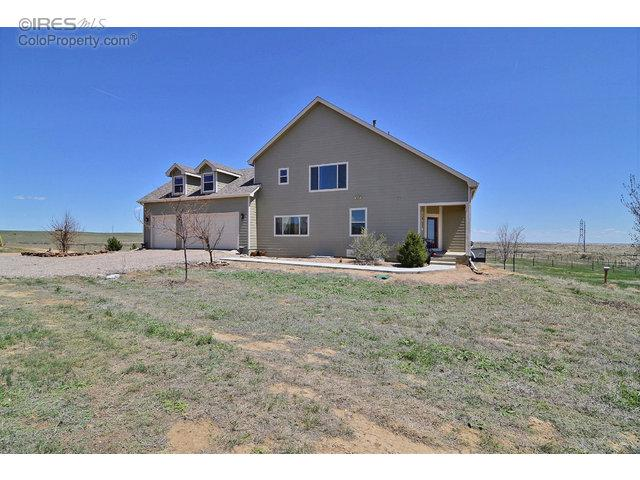 12740 County Road 94 Pierce, CO 80650
