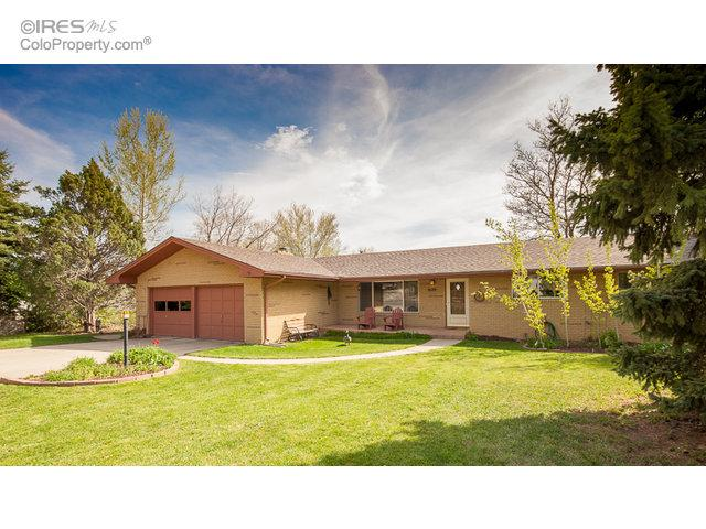 1609 Hillside Dr, Fort Collins CO 80524