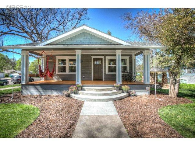 400 E Elizabeth St, Fort Collins CO 80524