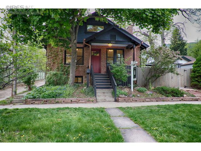 1010 Euclid Ave, Boulder CO 80302