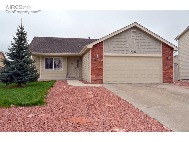 3281 Grizzly Way, Wellington, CO