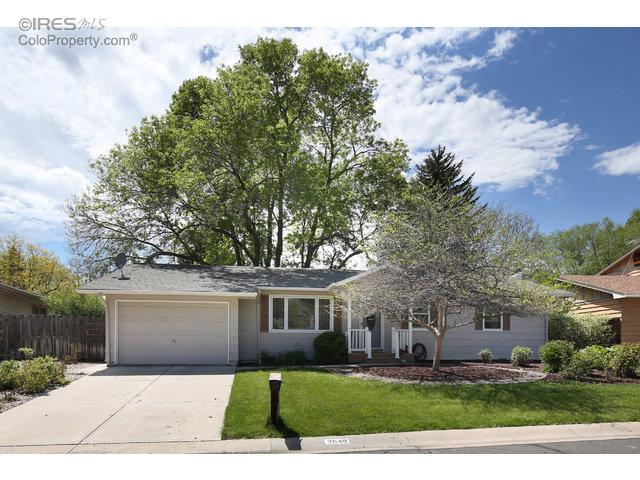 2649 Shadow Ct, Fort Collins CO 80525