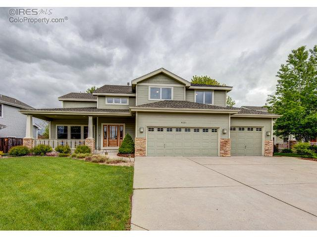4221 Rolling Gate Rd, Fort Collins CO 80526