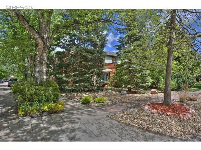 705 Mapleton Ave, Boulder CO 80304