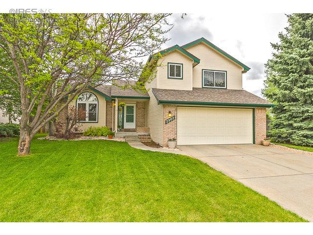 2962 Telluride Ct, Fort Collins CO 80526