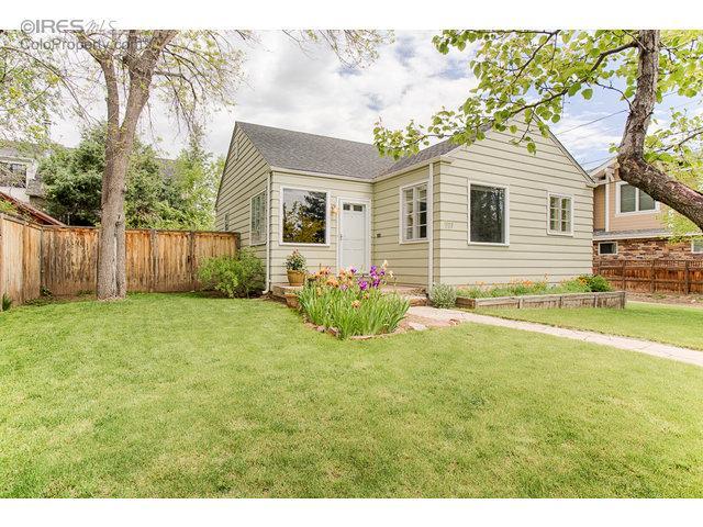 717 Evergreen Ave, Boulder CO 80304