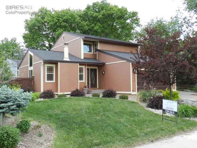 3443 Colony Dr, Fort Collins CO 80526