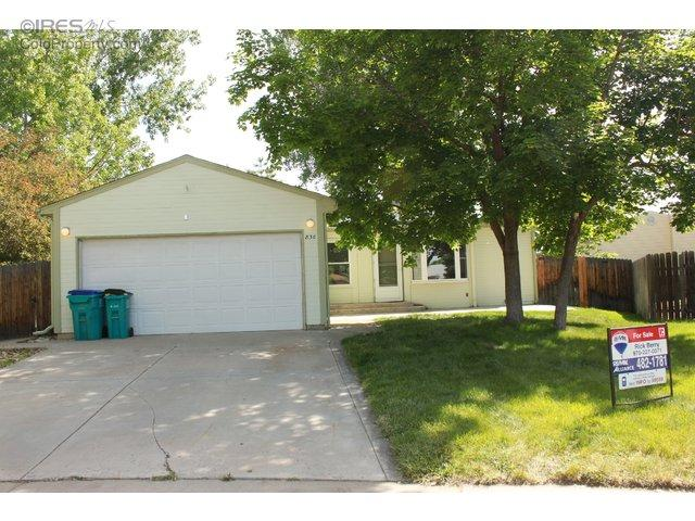 830 Bitterbrush Ln Fort Collins, CO 80526