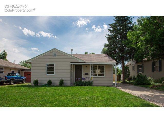 674 Sheridan Ave Loveland, CO 80537