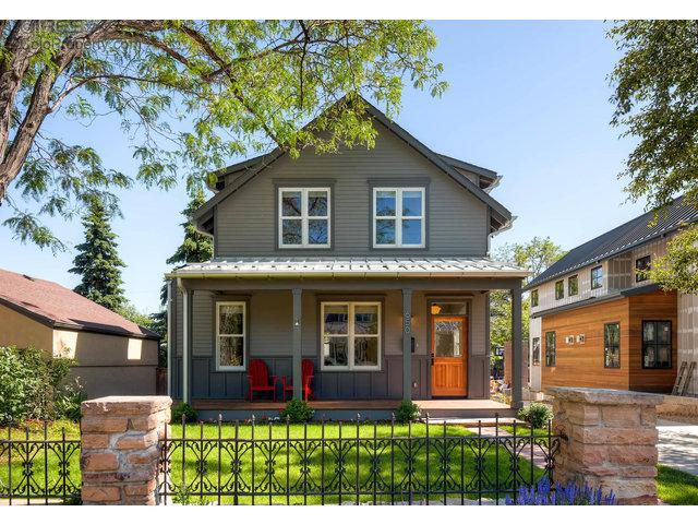 650 Hawthorn Ave Boulder, CO 80304