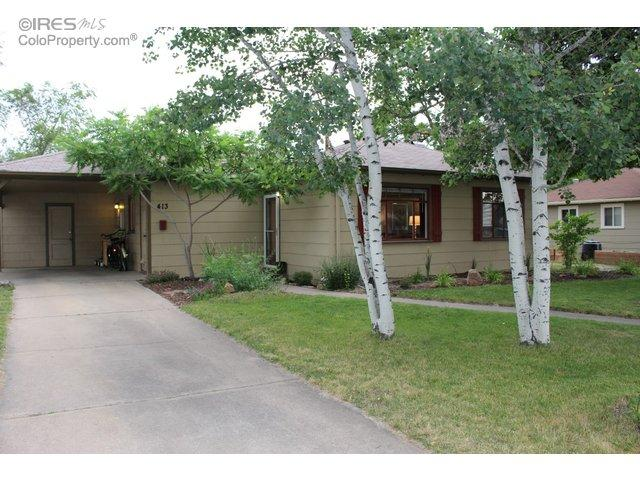 413 Stover St Fort Collins, CO 80524