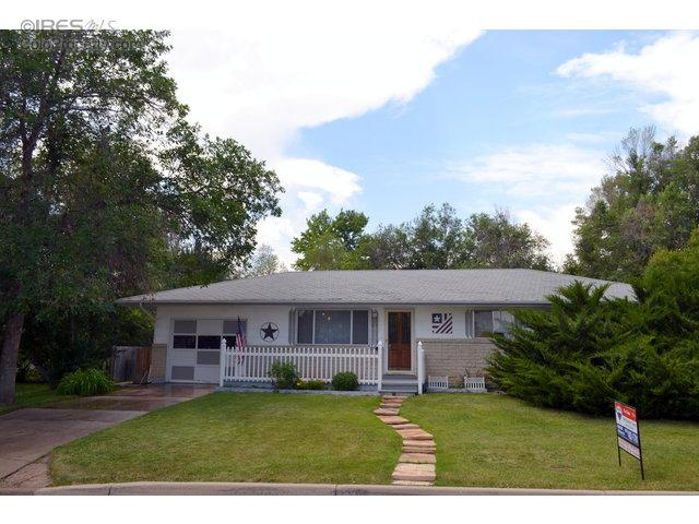 1811 Valley View Ln Fort Collins, CO 80524