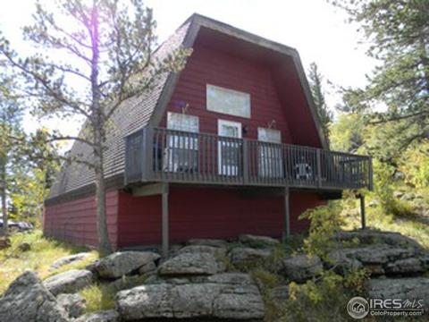 161 Falling Star LnRed Feather Lakes, CO 80545