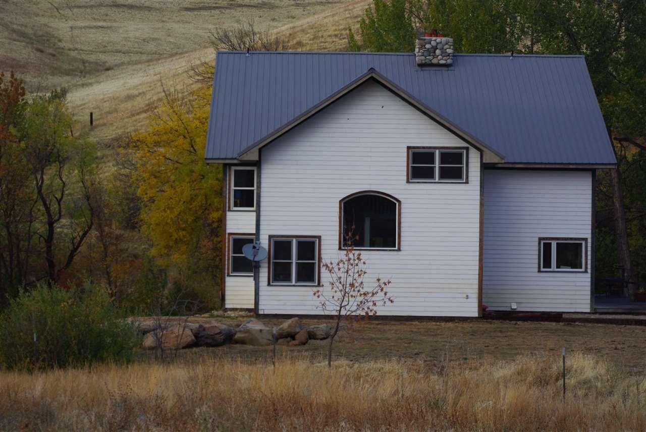 196 Porter Creek Rd, Horseshoe Bend, ID 83629