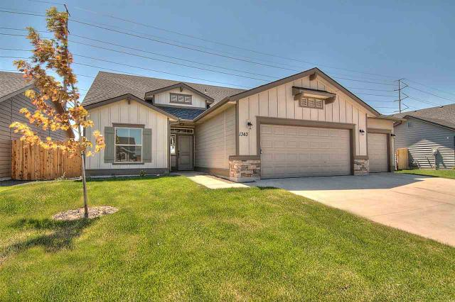 1343 E Yucca Canyon St, Meridian, ID 83646