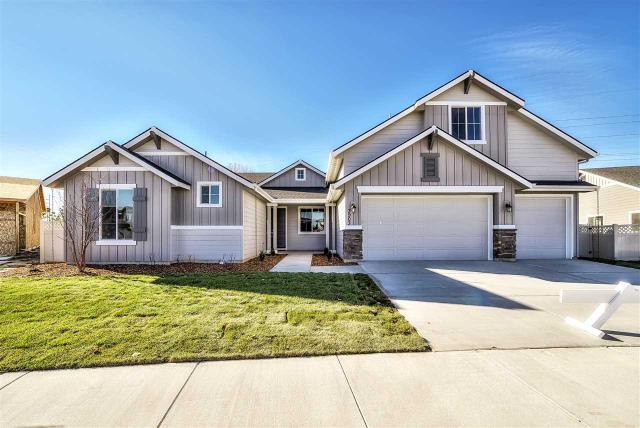 3903 N Pampas Ave, Meridian, ID 83646